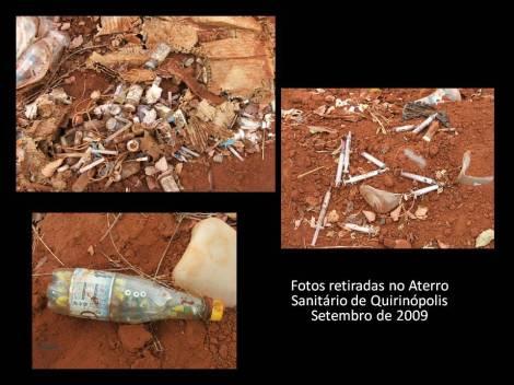 Prefeitura de Quirinópolis não mais realizará a coleta de resíduos de saúde
