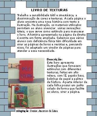 livro texturas
